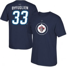 Winnipeg Jets - Dustin Byfuglien Name and Number NHL Tričko