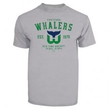 Hartford Whalers - Arch Logo NHL Tričko
