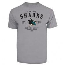 San Jose Sharks - Arch Logo NHL Tričko