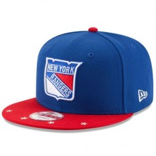 New York Rangers - Star Trim Commemorative Championship 9FIFTY NHL Čiapka