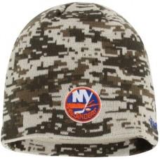 New York Islanders - Digi Camo NHL Knit Zimná čiapka