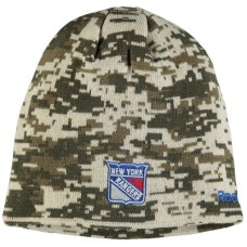 New York Rangers - Digi Camo NHL Knit Zimná čiapka