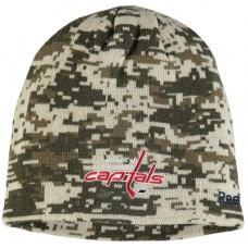 Washington Capitals - Digi Camo NHL Knit Zimná čiapka