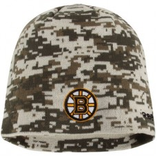 Boston Bruins - Digi Camo NHL Knit Zimná čiapka