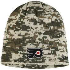 Philadelphia Flyers - Digi Camo NHL Knit Zimná čiapka