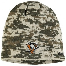 Pittsburgh Penguins - Digi Camo NHL Knit Zimná čiapka