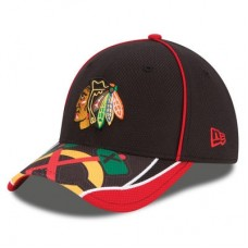 Chicago Blackhawks - Team Illusion Diamond Era 39THIRTY NHL Čiapka