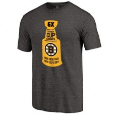Boston Bruins - The Cup Tri-Blend NHL Tričko