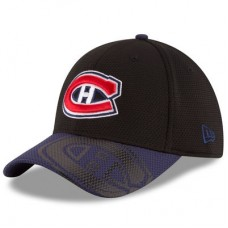Montreal Canadiens - Chrome Tech 39THIRTY NHL Čiapka