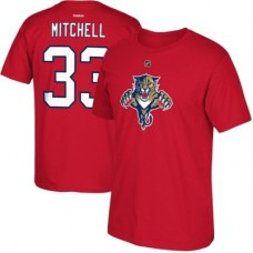 Florida Panthers - Willie Mitchell NHL Tričko