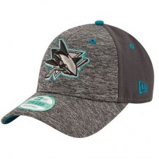 San Jose Sharks Detská - The League Shadow 9FORTY NHL Čiapka