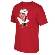 Chicago Blackhawks - Patrick Kane Front Player Graphic NHL Tričko