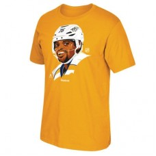 Nashville Predators - PK Subban Front Player Graphic NHL Tričko