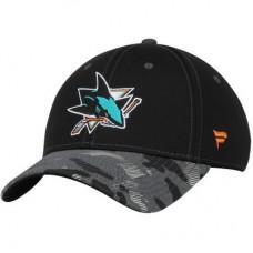 San Jose Sharks - Camo NHL Čiapka