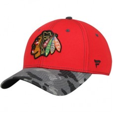 Chicago Blackhawks - Camo NHL Čiapka
