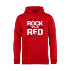 Washington Capitals Detská - Hometown Collection Rock the Red NHL Mikina s kapucňou