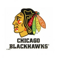 Chicago Blackhawks - Static NHL nálepka