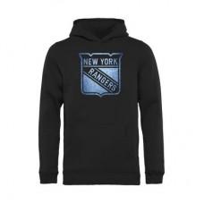 New York Rangers Detská - Pond Hockey NHL Mikina s kapucňou