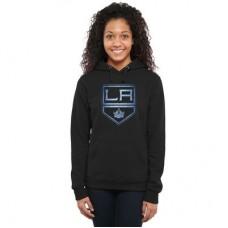 Los Angeles Kings Dámska - Pond Hockey NHL Mikina s kapucňou
