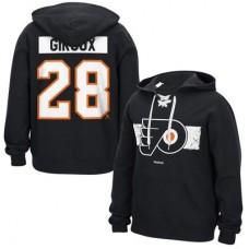 Philadelphia Flyers - Claude Giroux Honor Code NHL Mikina s kapucňou