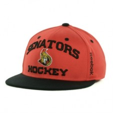 Ottawa Senators - Center Ice Snapback V NHL Čiapka