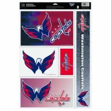 Washington Capitals - NHL Nálepky Set