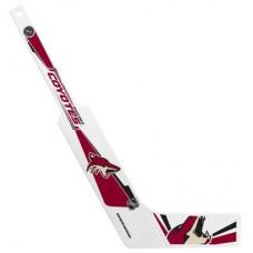 Arizona Coyotes - Goalie Stick NHL Mini Hokejka