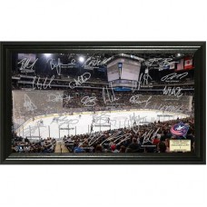 Columbus Blue Jackets - 2016 Signature Rink Panoramatic NHL Fotka