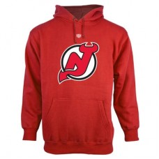 New Jersey Devils - Big Logo NHL Mikina s kapucňou