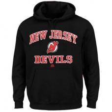 New Jersey Devils - Heart & Soul NHL Mikina s kapucňou