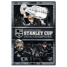 Los Angeles Kings - 2014 Stanley Cup Champs NHL DVD