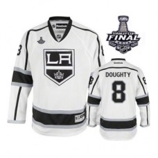 Los Angeles Kings - Drew Doughty 2014 Finals NHL Dres