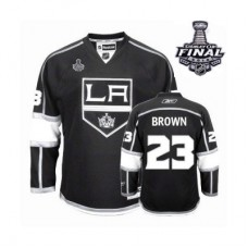 Los Angeles Kings - Dustin Brown 2014 Finals NHL Dres