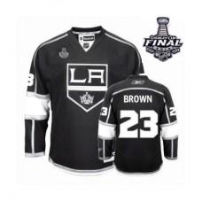 Los Angeles Kings - Dustin Brown 2014 Finals NHL Dres