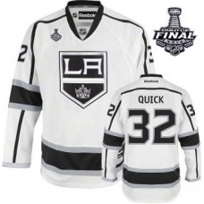 Los Angeles Kings - Jonahtan Quick 2014 Finals NHL Dres