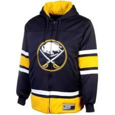 Buffalo Sabres - Blocked Full Zip NHL Bunda