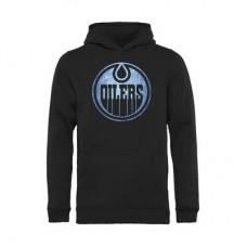 Edmonton Oilers Detská - Pond Hockey NHL Mikina s kapucňou