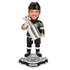 Los Angeles Kings - Marian Gaborik 2014 Stanley Cup Champs NHL Bobblehead