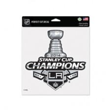 Los Angeles Kings - 2014 Stanley Cup Champs NHL Nálepka