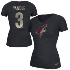 Arizona Coyotes Dámske - Keith Yandle NHLp Tričko