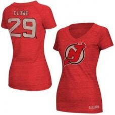 New Jersey Devils Dámske - Ryane Clowe NHLp Tričko