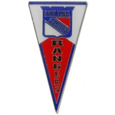 New York Rangers - Pennant NHL Odznak