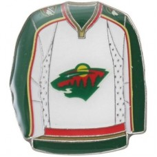Minnesota Wild - Jersey NHL Odznak