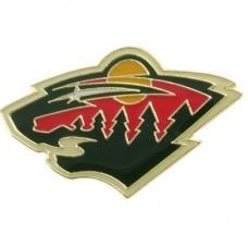 Minnesota Wild - Team Logo NHL Odznak