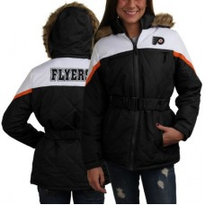 Philadelphia Flyers dámska - Polyfill Full Zip NHL Bunda