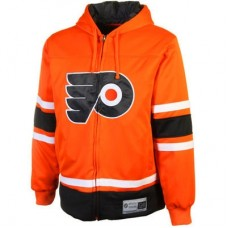 Philadelphia Flyers - Color Blocked NHL Bunda