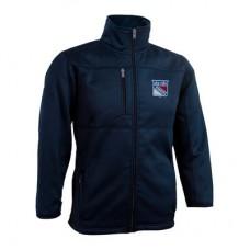 New York Rangers detská - Bonded Fleece NHL Bunda