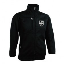 Los Angeles Kings detská - Bonded Fleece NHL Bunda