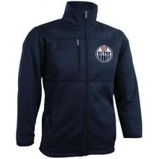 Edmonton Oilers detská - Bonded Fleece NHL Bunda