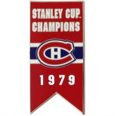 Montreal Canadiens 1979 Stanley Cup Champs NHL Odznak